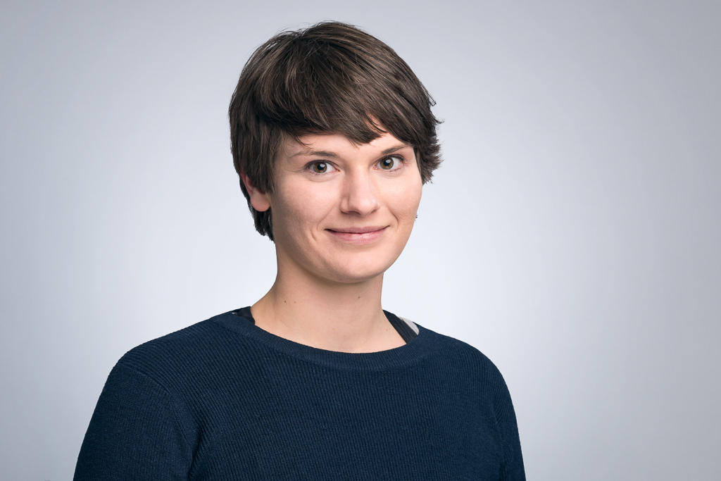 Ronja Kauer, Doctoral Student